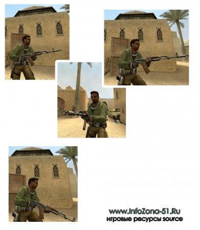 AK47_cina для css v34 (серверная модель)