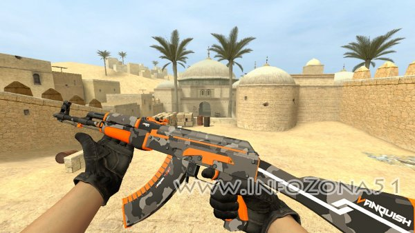 AK-47 Vanquish
