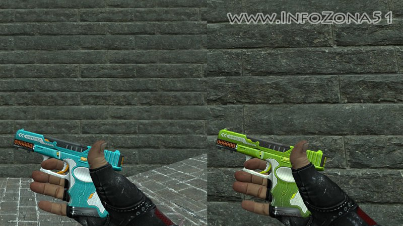 Glock 18 - REAPEATER (Pack)