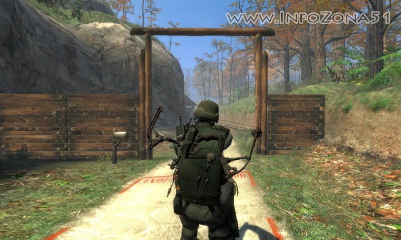 Лук Хищника из Crysis 3 для CS:S