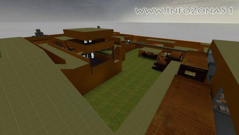 Карта zm_420_stronghold_v4 для CSSource v34