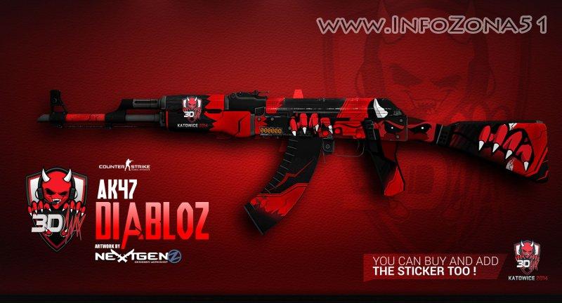 Ak-47 DiabloZ