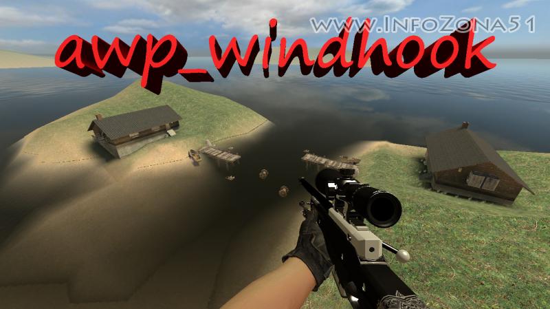 карта awp_windhook