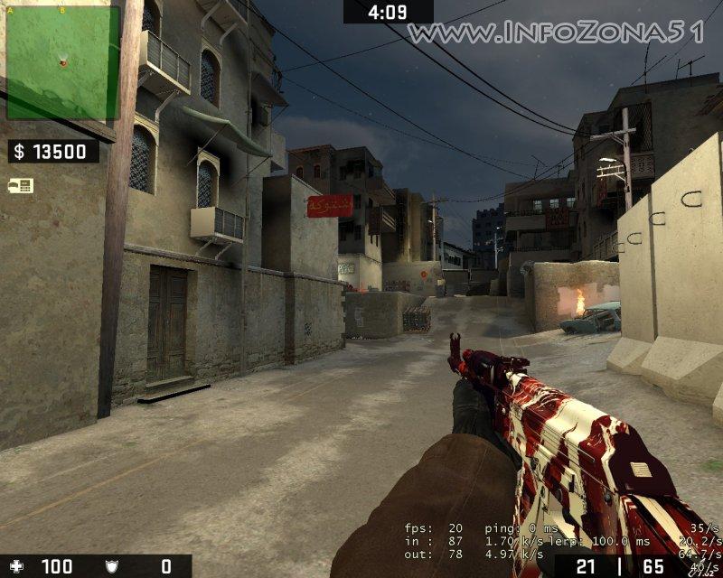 AK-47 Marauder [Gloves]