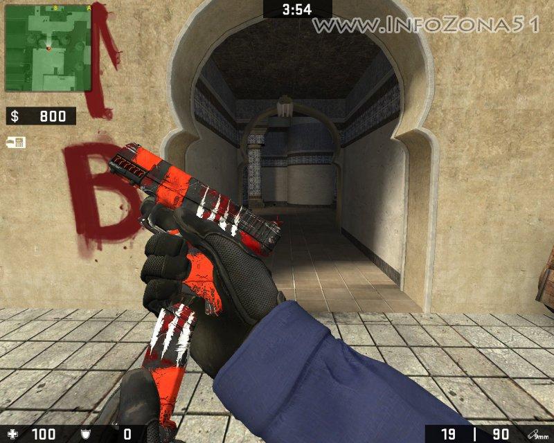 Glock-18 Survivor Z [StatTrack]