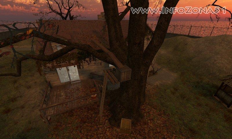 zm_whiterabbit - карта для режима зомби.