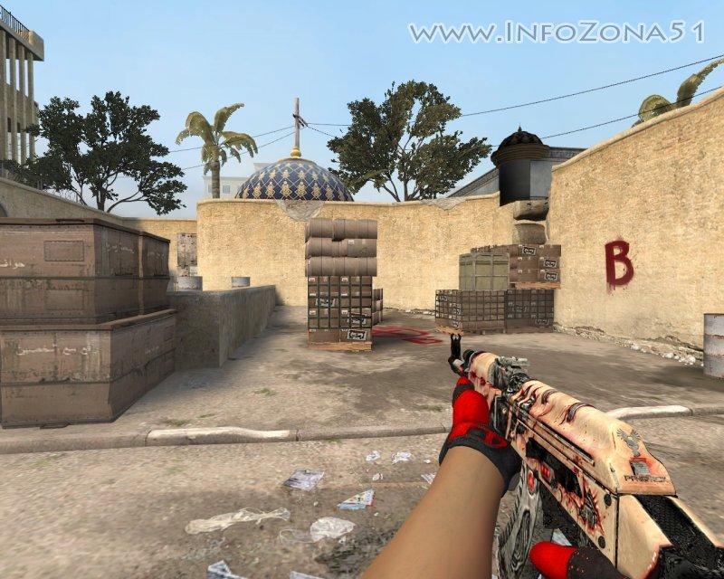 AK47 Payback [Gloves]
