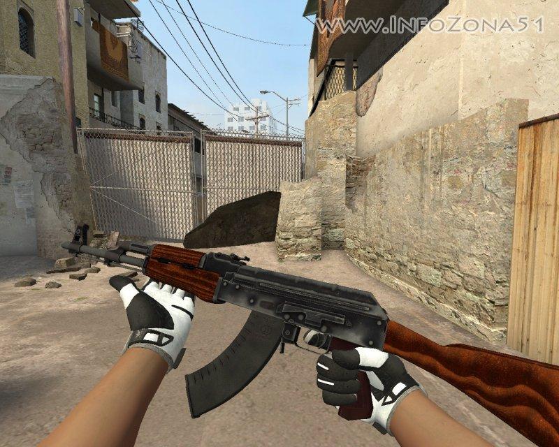 AK47 Default [Gloves]