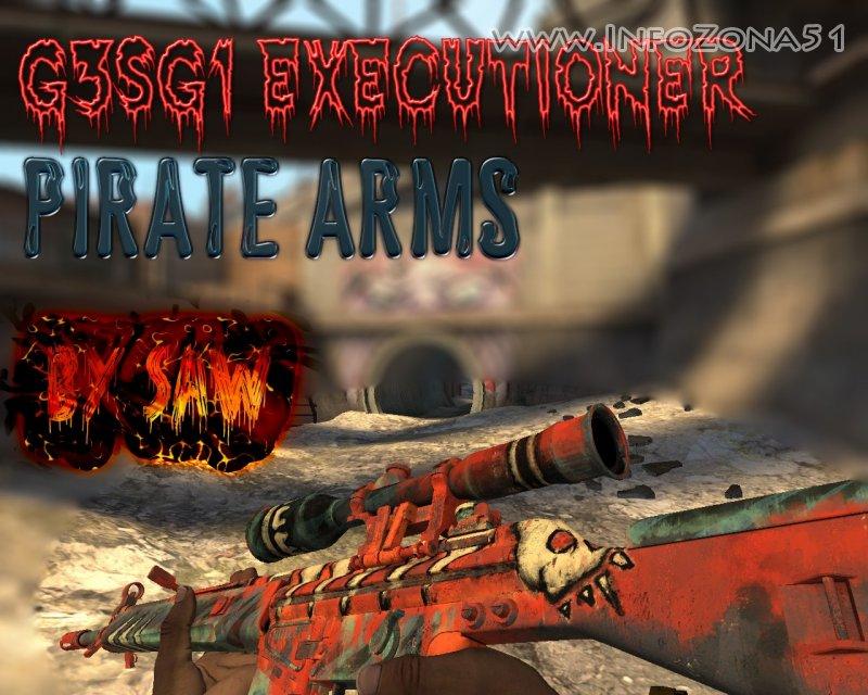 G3SG1 Executioner [Gloves]