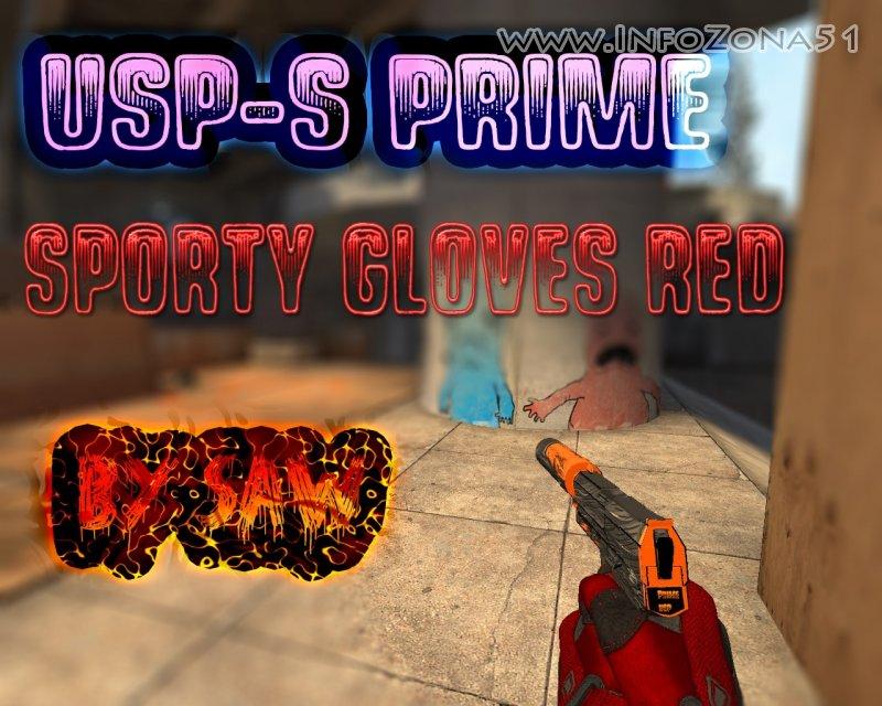 USP-S Prime [Gloves]