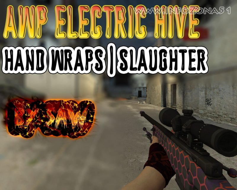 AWP Electric Hive [Gloves,Position,Light]