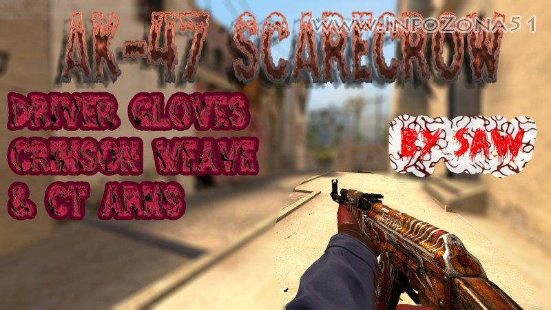 AK-47 ScareCrow [Gloves]