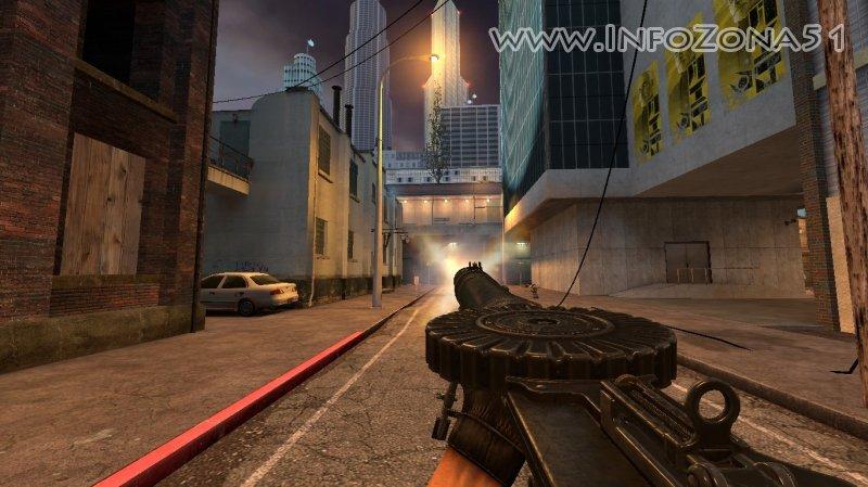 DOI Lewis пулемет для Counter-Strike Source