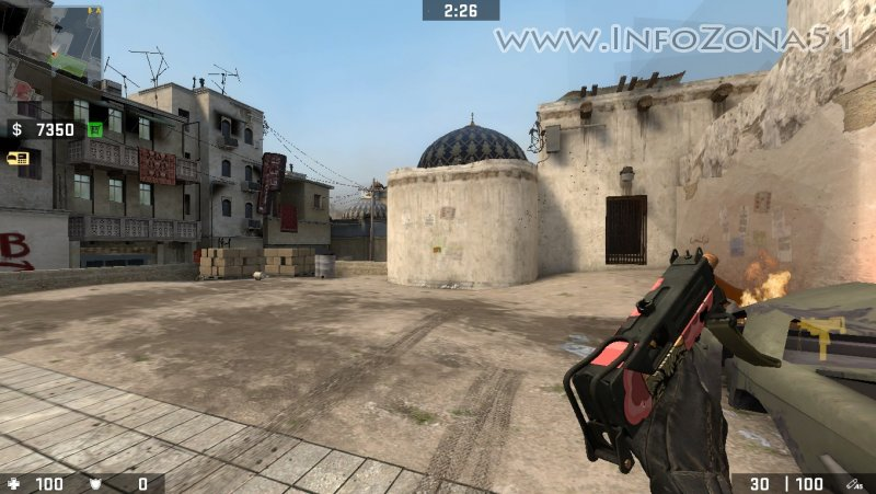 CSGO Mod (Balkan Hands) By Дэнмен.