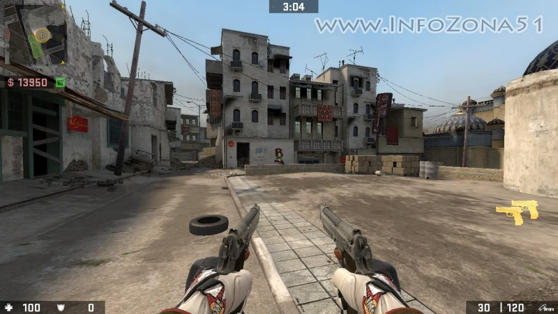 CSGO Mod V1.01 (Balkan+Moto) By Дэнмен,GRIZZLY_BRO.