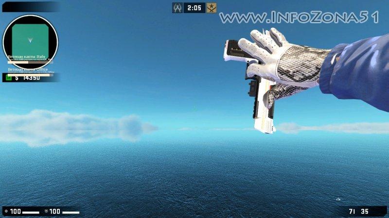 StatTrack Desert Eagle Mecha Industries (Driver Gloves King Snake) By Дэнмен V90