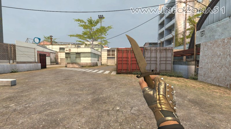 Default Knifes CSGO By Дэнмен V90