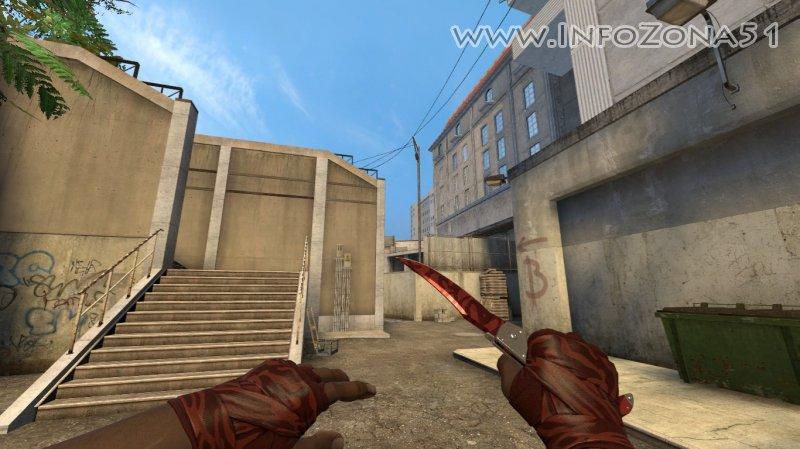 Falshion Slaughter (Handwraps Gloves) By Дэнмен V90