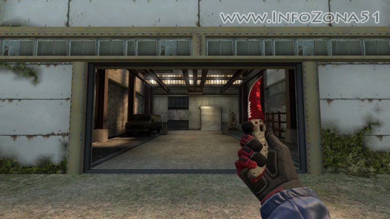 Flip Knife Ruby (Specialist Gloves) By Дэнмен V90