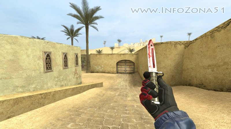 Bayonet Knife Slaughter (Specialist) By Дэнмен V90