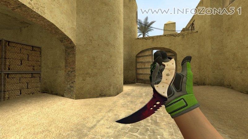 Talon Knife Doppler Phaze 4 (Specialist) By Дэнмен V90